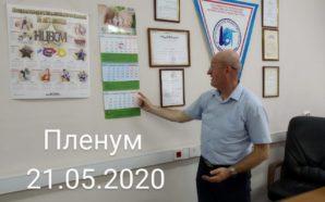 Состоялся очередной Пленум НРОО «Всероссийского общества глухих»