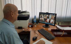 Председатель НРОО «ВОГ» принял участие в дистанционном обсуждении организованному Главным…